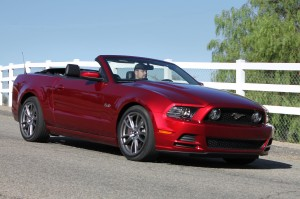 Ford Mustang 2014 Convertible 2 300×199