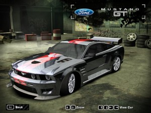Ford Mustang Need For Speed Most Wanted 1 300×225