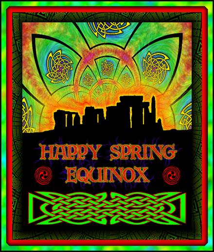 Spring Equinox - Astrocal