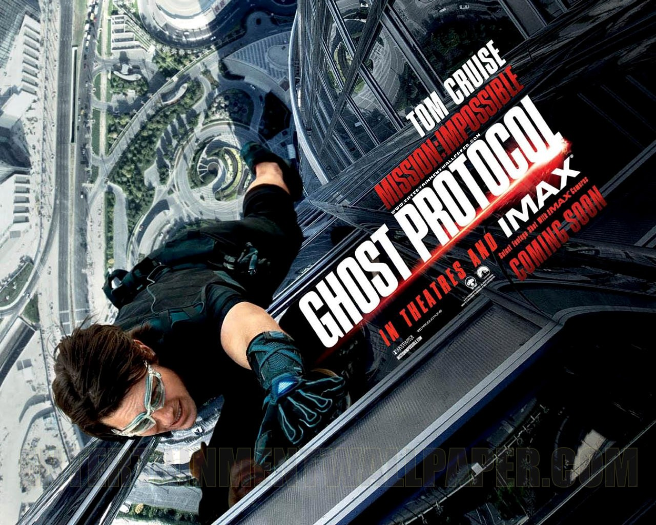 Mission Impossible 4 Wallpapers 14