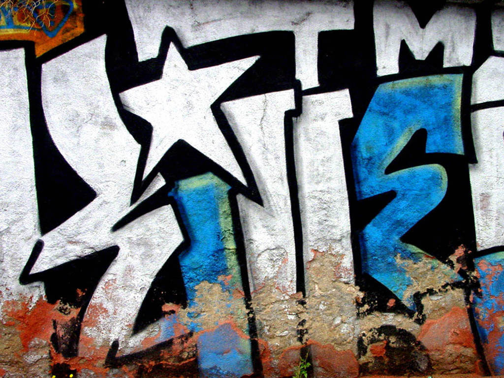 Music Graffiti Wallpapers: Graffiti Desktop Wallpaper