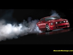 Mustang Burnout Hd 4 300×225