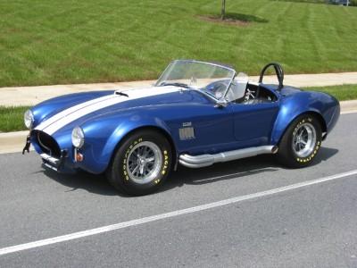 Mustang Cobra 1965 4