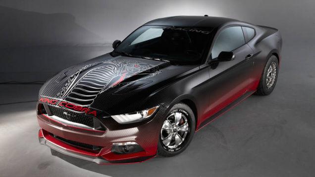 Mustang Cobra 2015