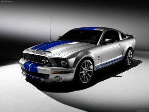 Mustang Shelby Cobra