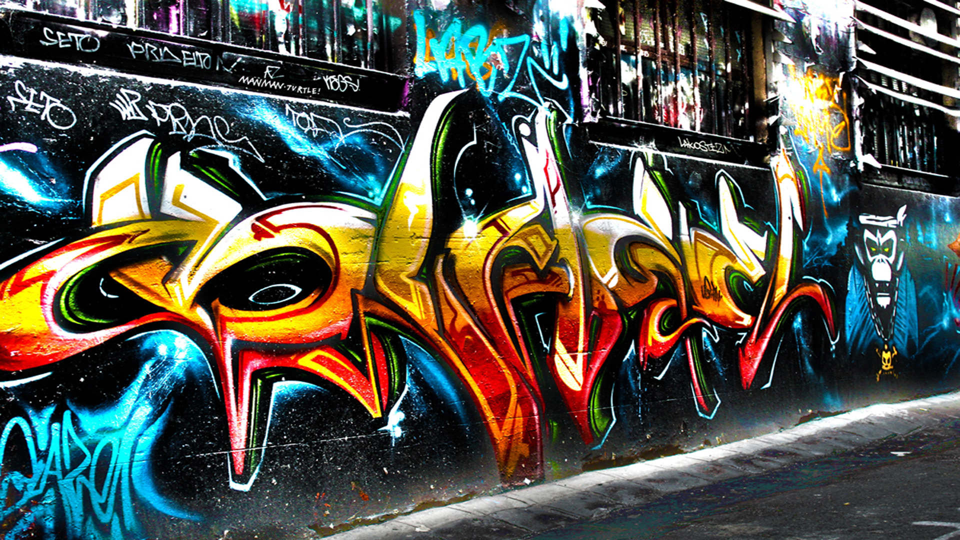 Rap Graffiti Wallpapers 9