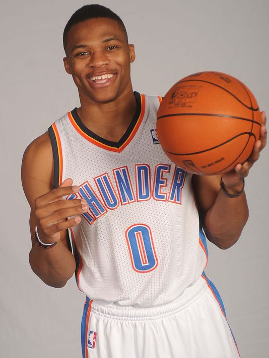 Russell Westbrook 15