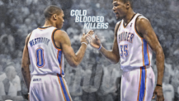 Russell Westbrook And Kevin Durant Wallpaper 6 300×220