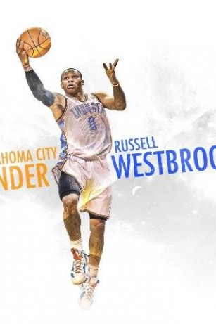 Russell Westbrook IPhone Wallpaper 10