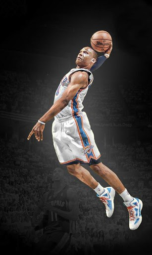Russell Westbrook IPhone Wallpaper 12