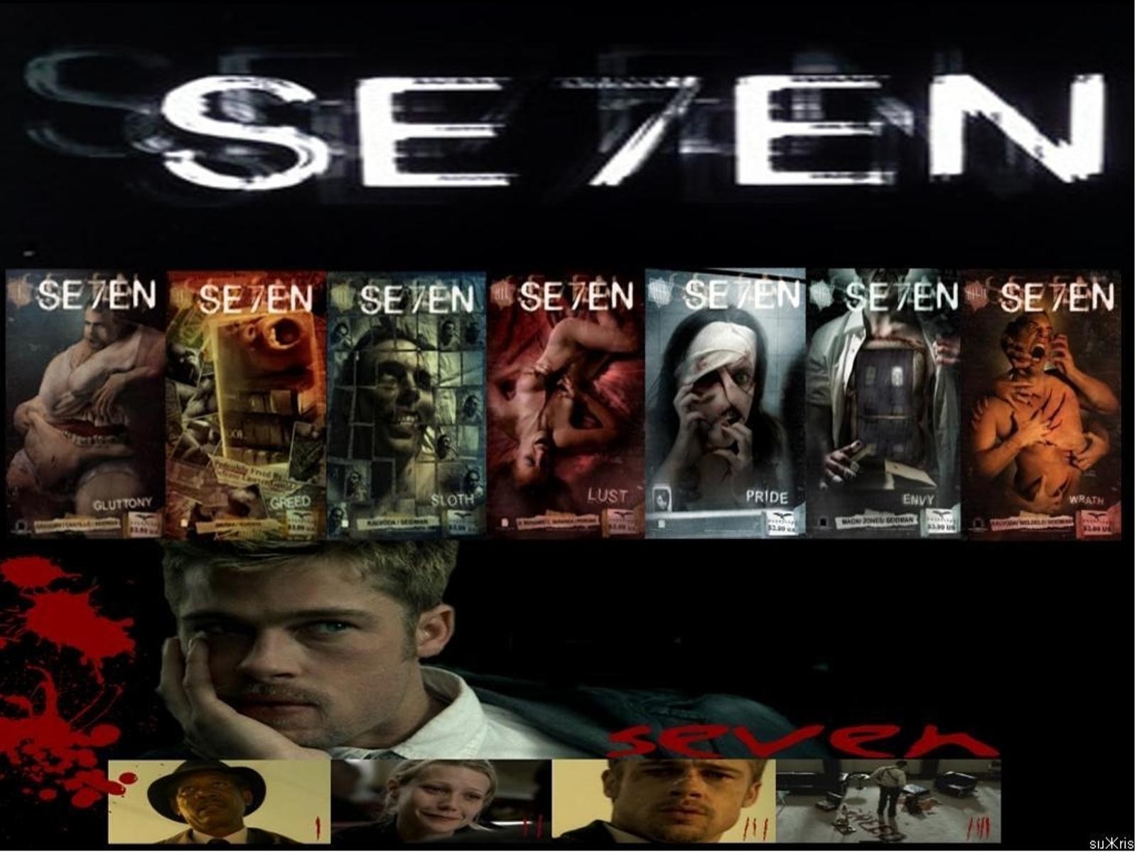 Seven Movie Wallpaper 10