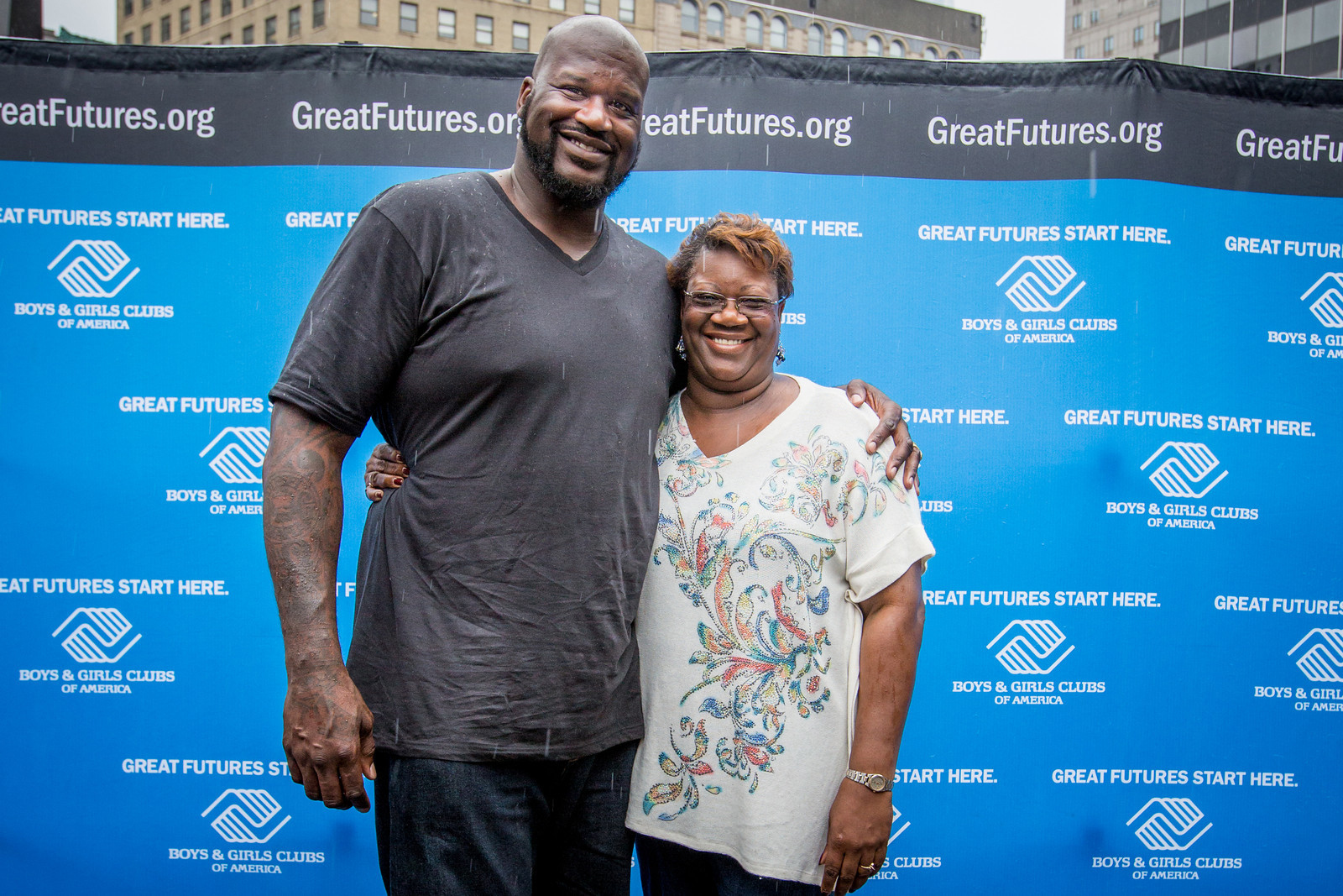 Shaquille O'neal Wife