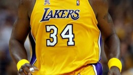 Shaquille Oneal Lakers Wallpaper 12