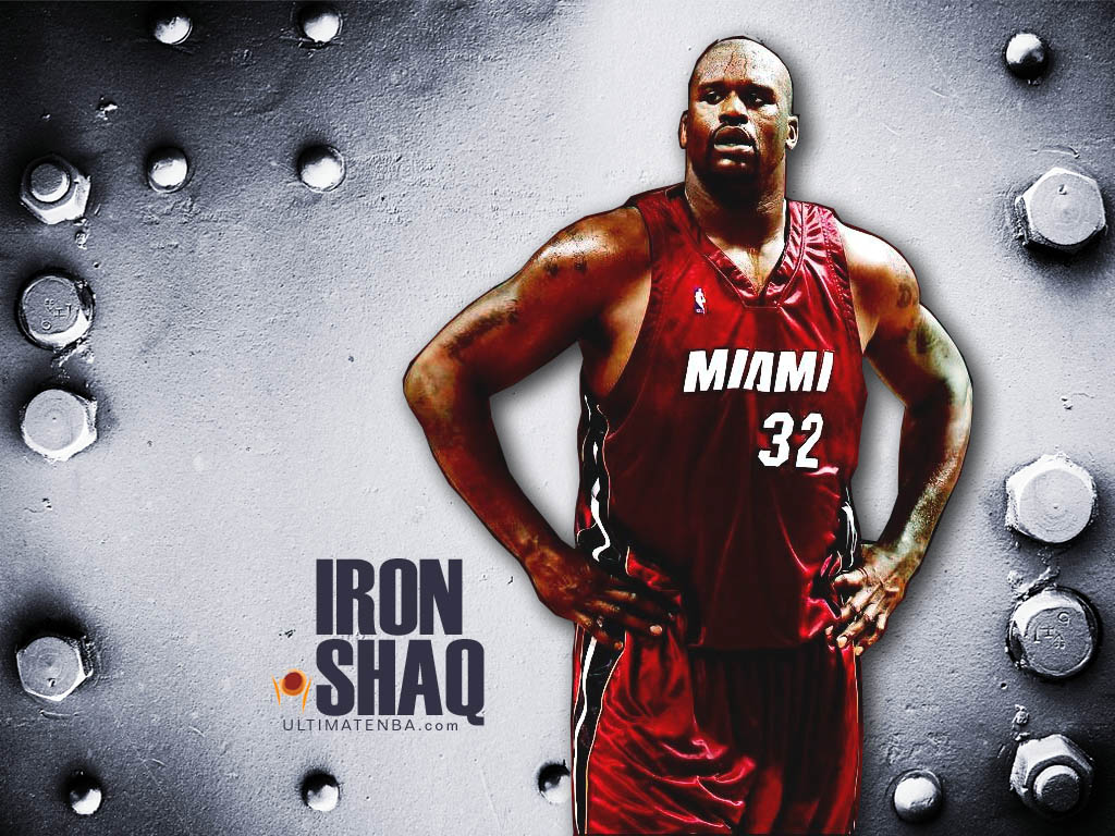 Shaquille Oneal Lakers Wallpaper 20