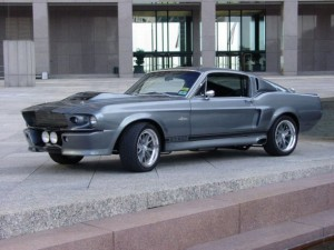 Shelby Mustang 1980