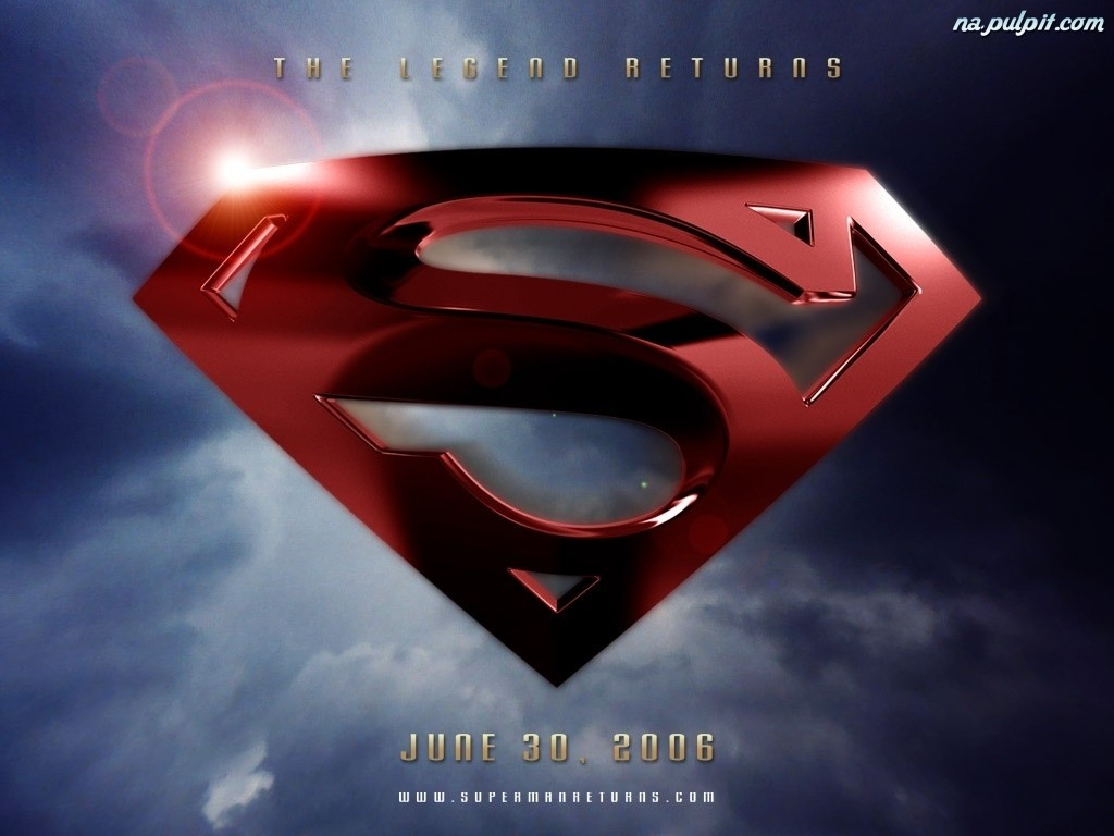 Superman Returns Logo 21 1024×768