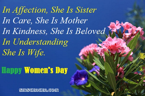 Womens Day Messages 12