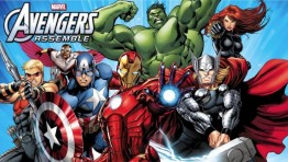 Animated Avengers Wallpapers 2