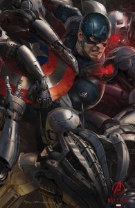 Avengers Age Of Ultron Individual Posters 15 195×300