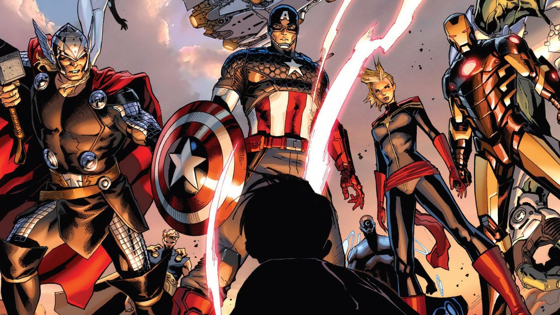 Image Result For Avengers  D Wallpaper