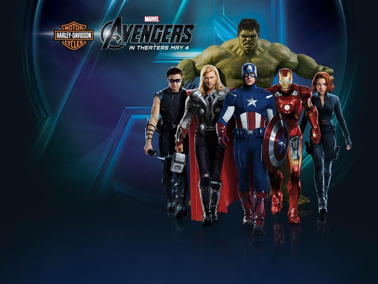 Avengers Wallpaper (3)