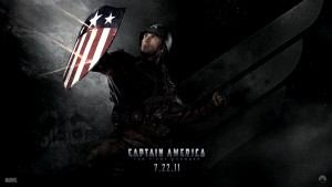 Captain America The First Avenger Wallpaper 2 300×169