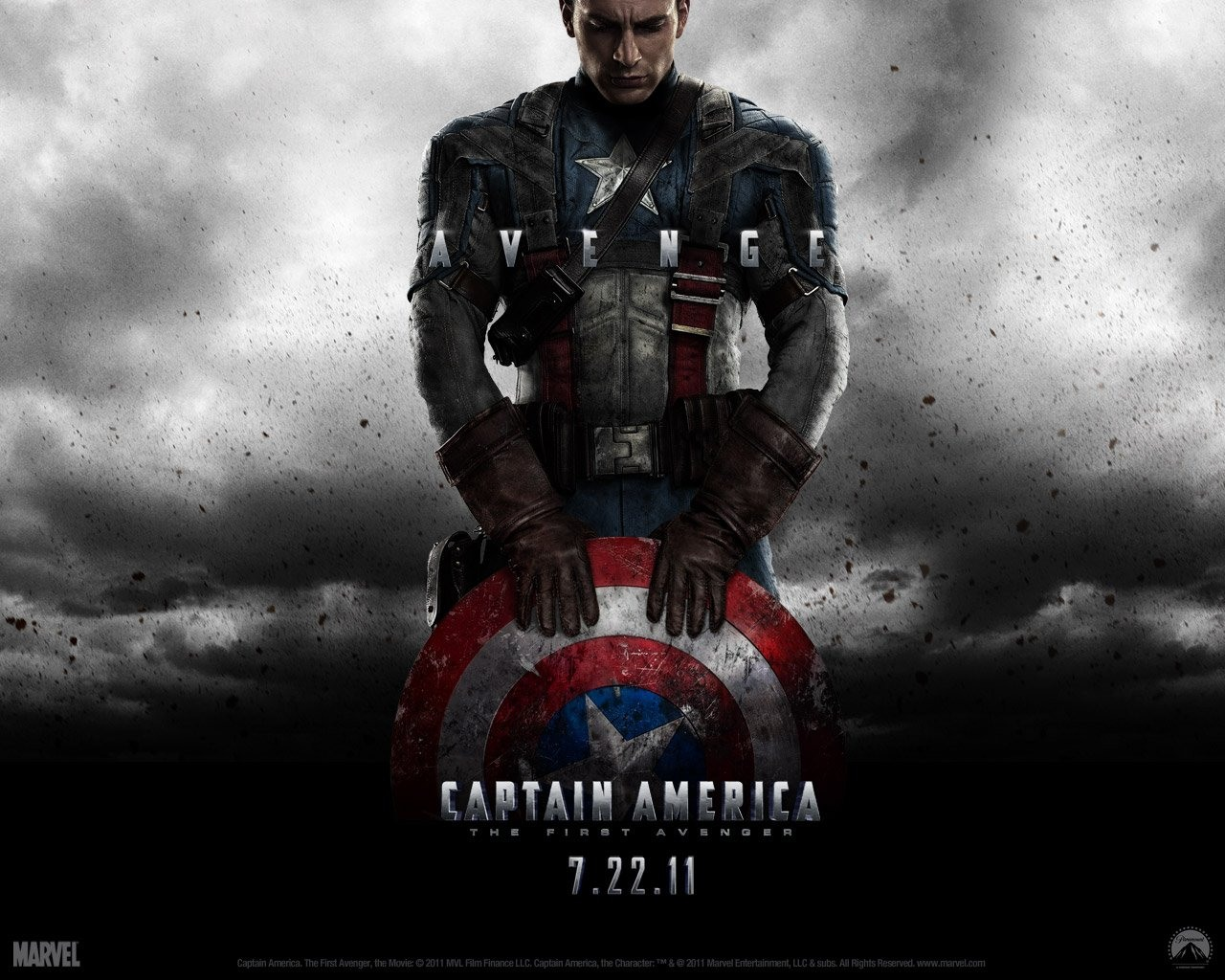 FunMozar Captain America Wallpapers Image Source From This