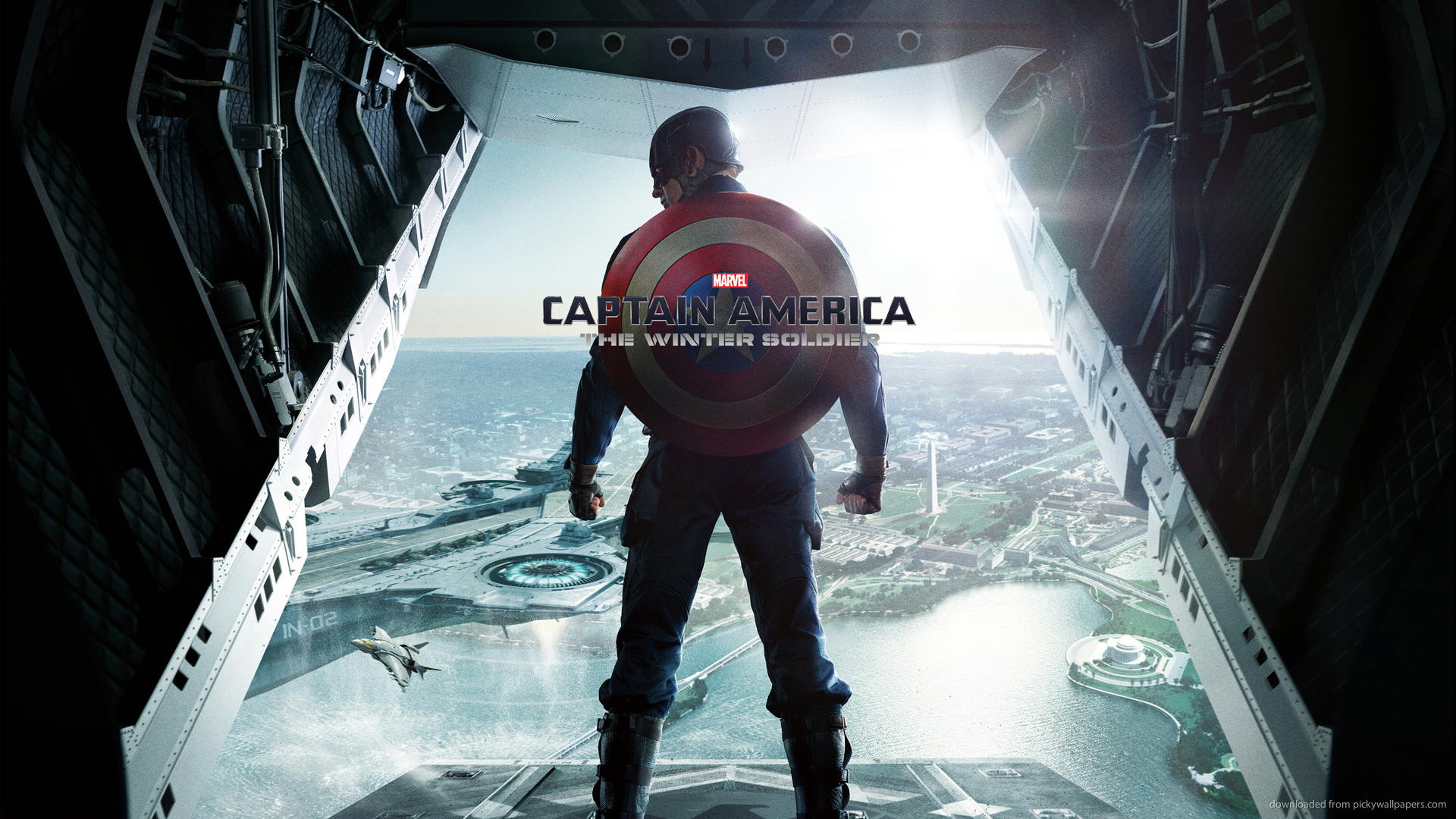 Captain America Winter Soldier Wallpaper 1920×1080 2