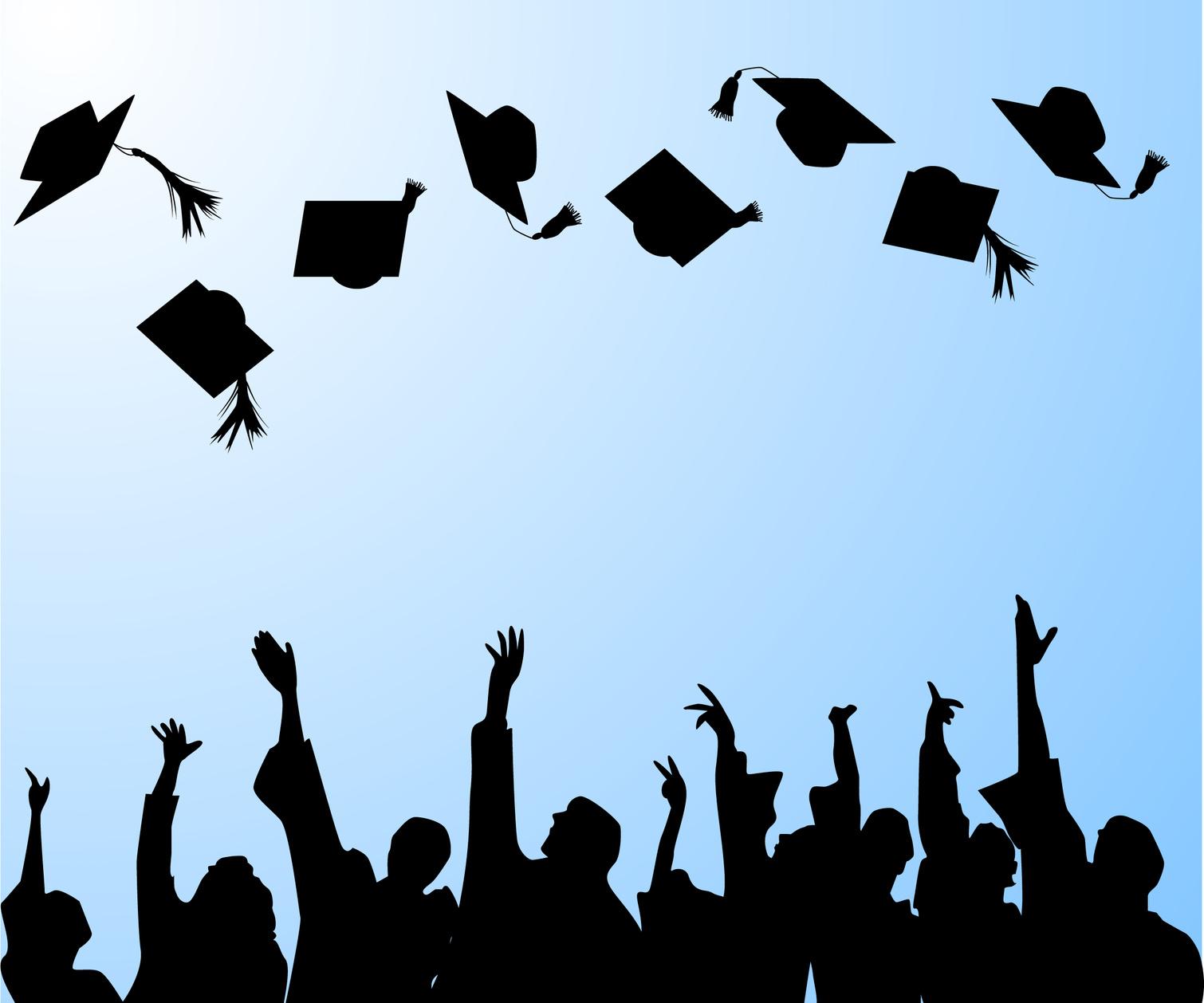 College Graduation Wallpaper 1
