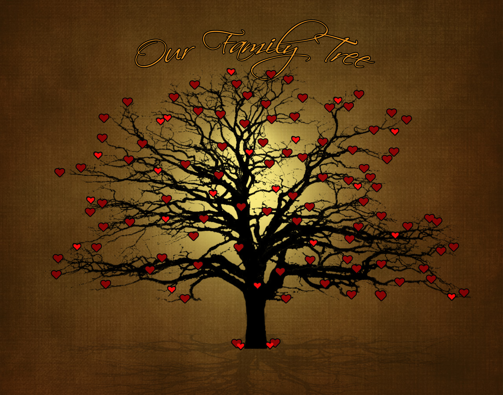 Family Tree Background 6