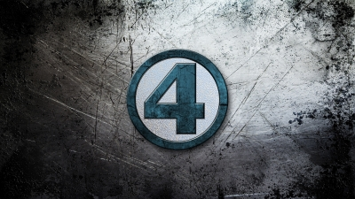 Fantastic Four Logo Wallpaper 6