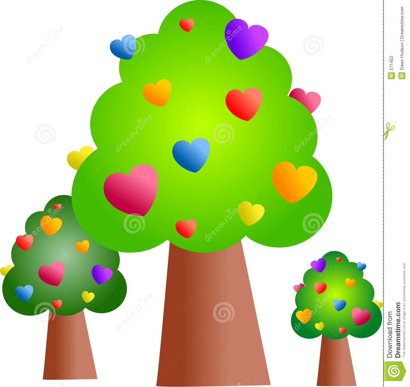 Forest Clipart 17
