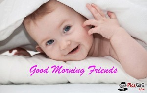 Good Morning Baby Wallpapers 4 300×191