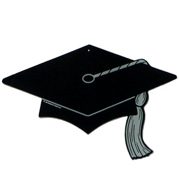 Graduation Cap Silhouette Png 2