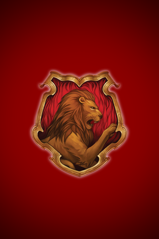 Gryffindor IPhone Wallpaper 2