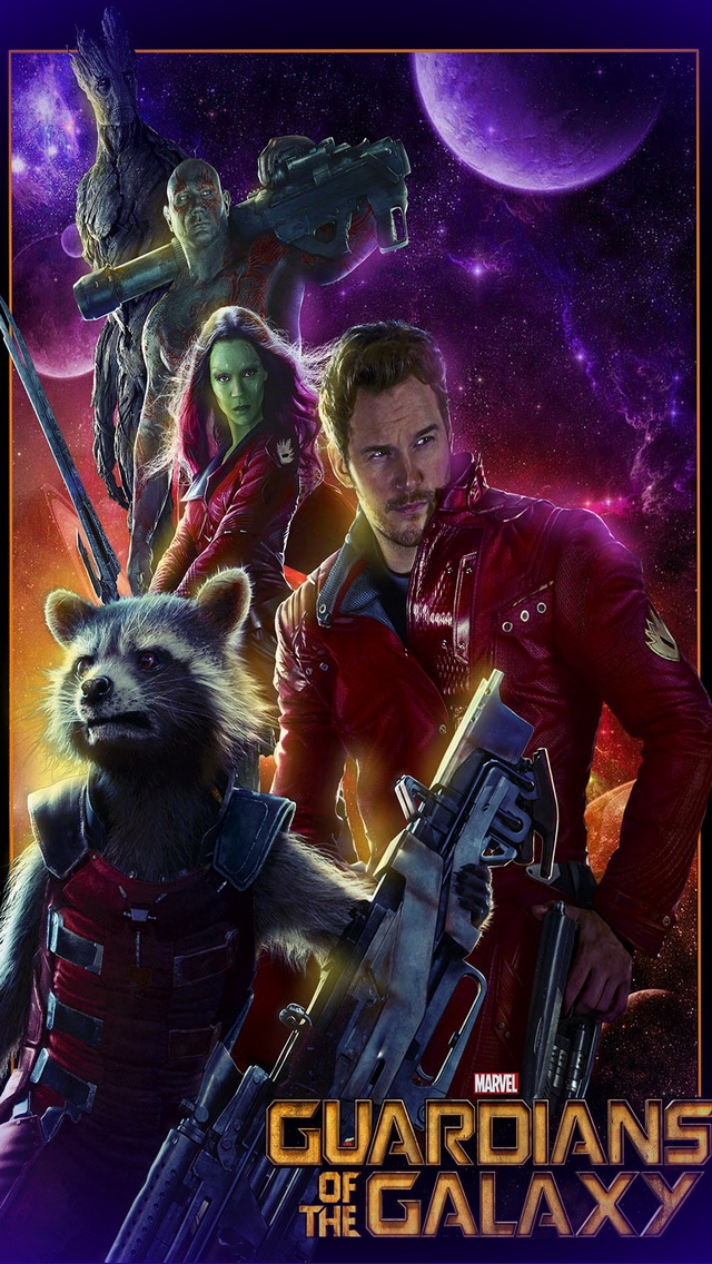 Guardians Of The Galaxy Wallpaper Iphone Marcpous