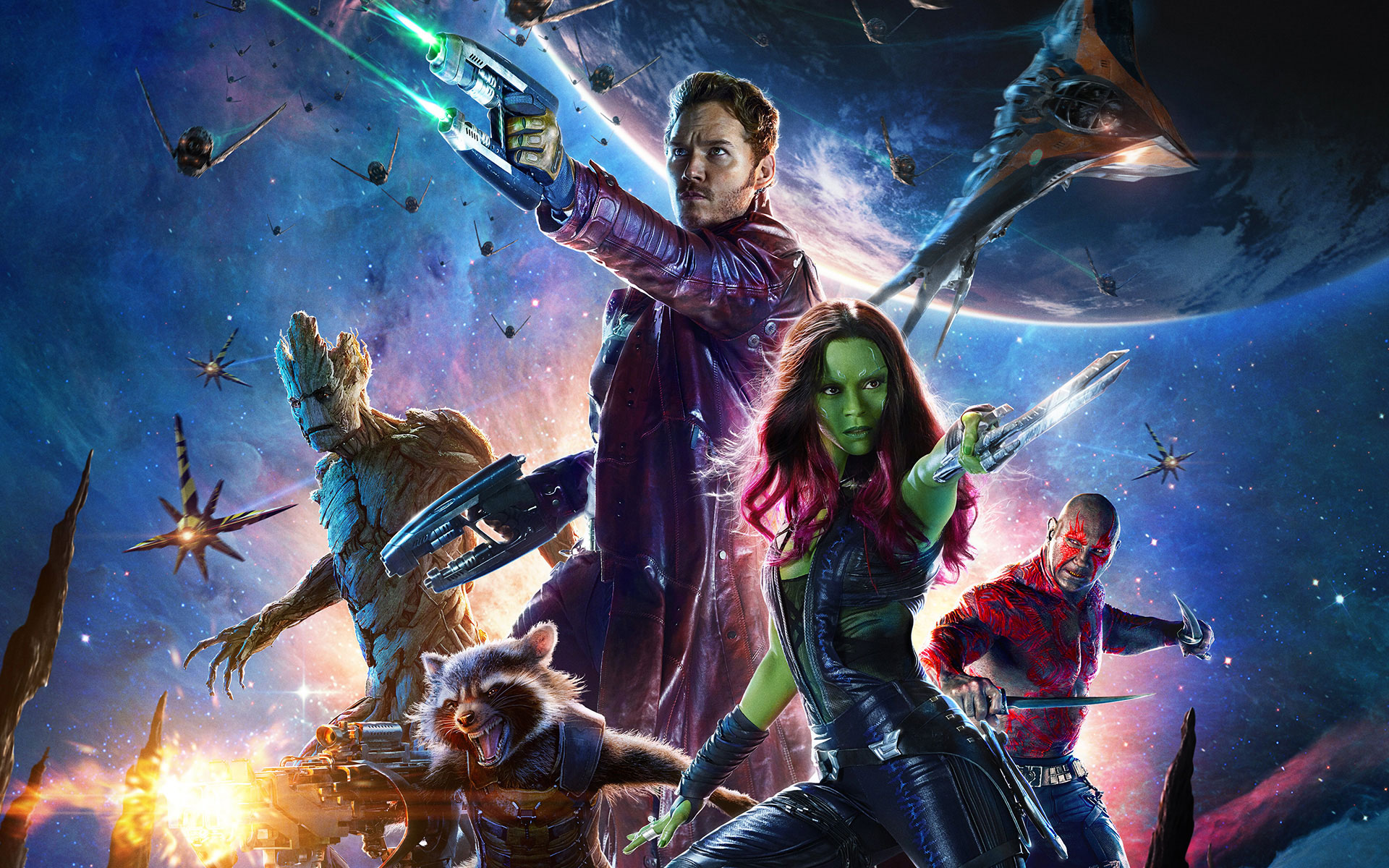 Guardians Of The Galaxy Wallpaper Hd 4