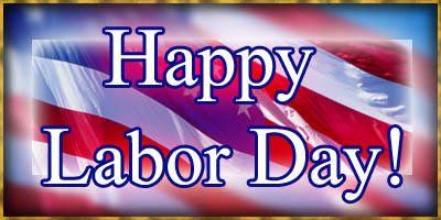 Happy Labor Day 1