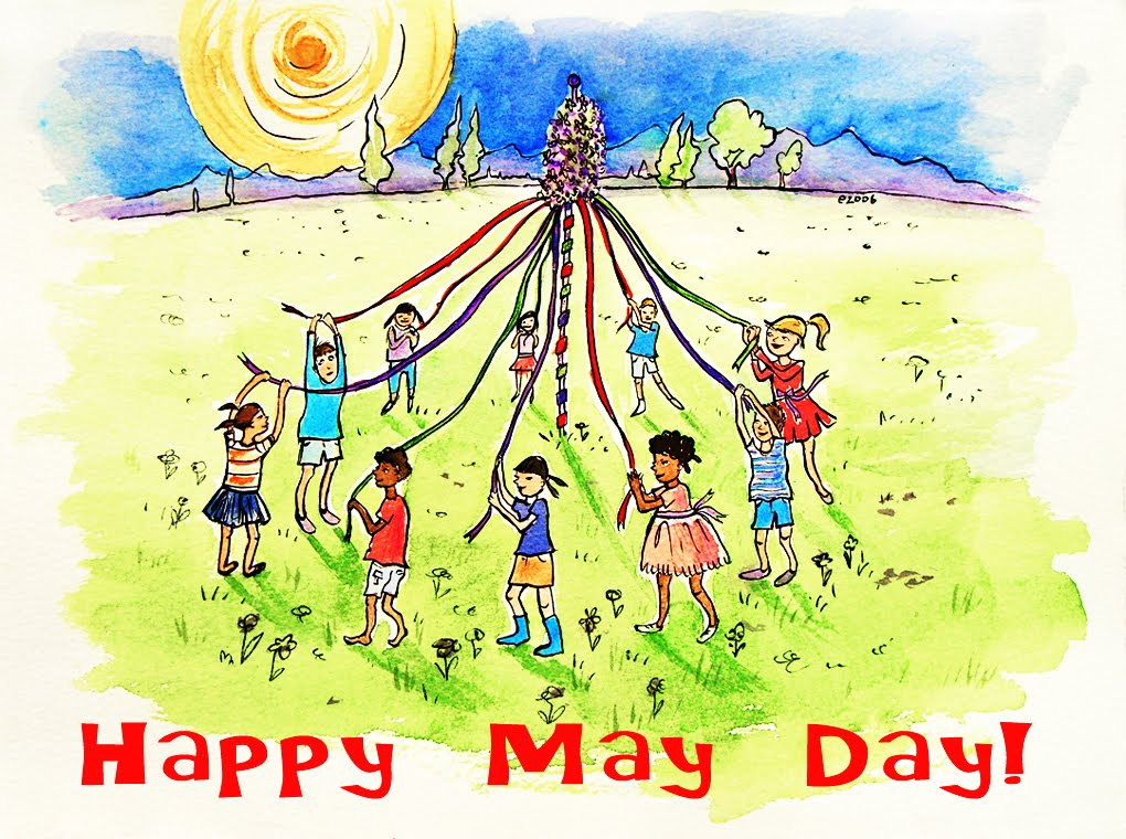 FunMozar ��� Happy May Day