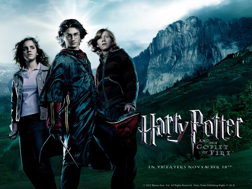 Harry Potter And The Goblet Of Fire Wallpaper 1