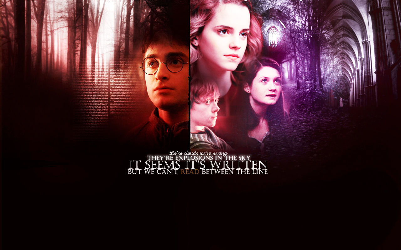 Harry Potter Quotes Wallpaper. QuotesGram