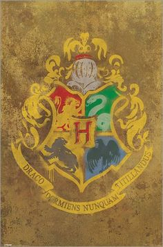 Hogwarts Crest IPhone Wallpaper 3