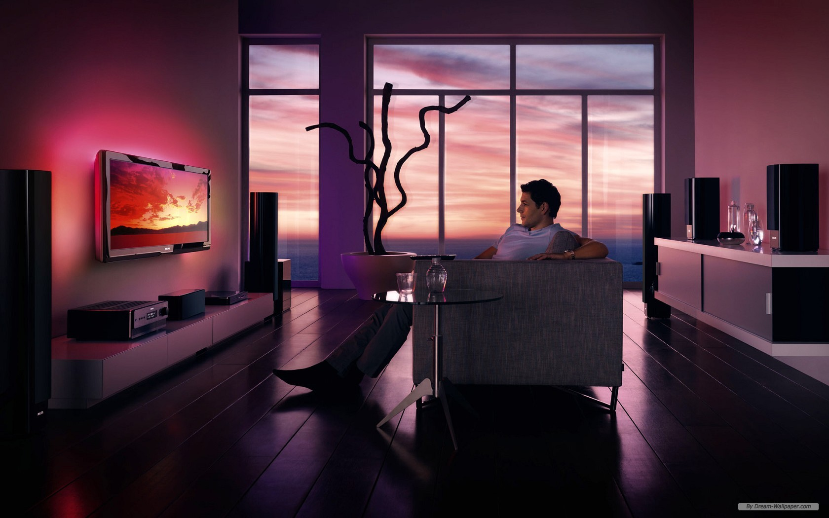 Home Theater PC Wallpaper 2