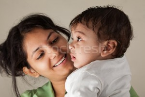 Indian Mother And Baby Photography 1 300×200