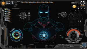 Iron Man Jarvis Wallpapers 2 300×169