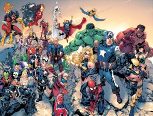 Marvel Universe Wallpaper 1920×1080 3 300×228