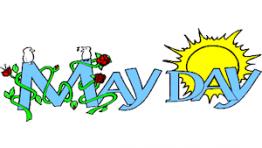 May Day Clip Art 4