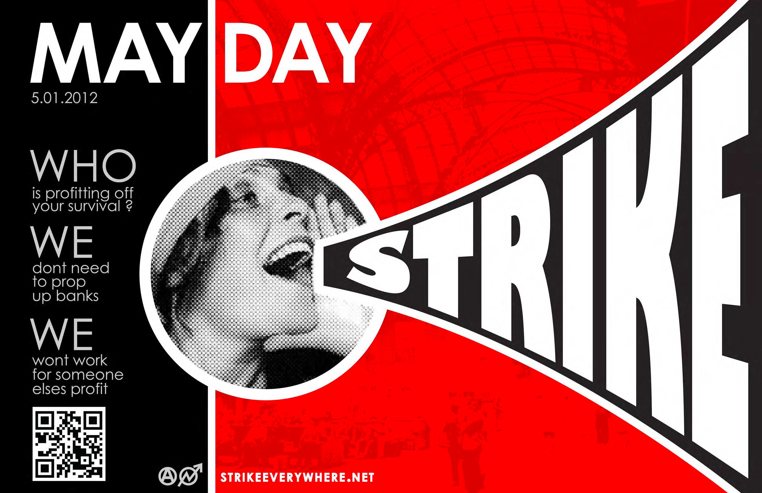 May Day Poster 30