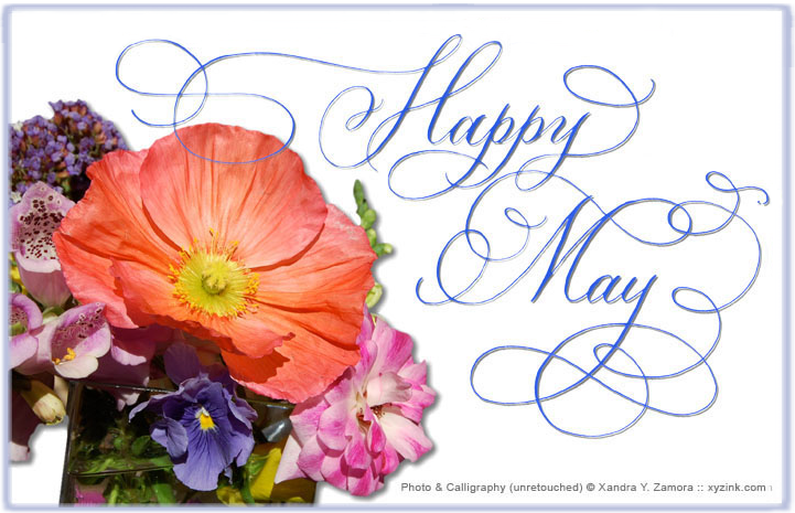 May Day Wishes 1