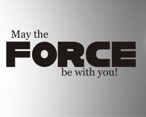 May The Force Be With You Wallpaper 12 300×241